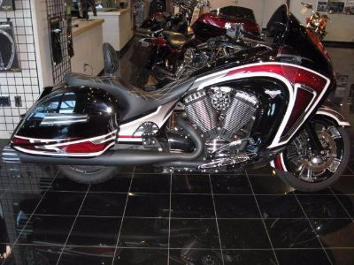 2015 Victory VISION/CROSS COUNTRY Touring Motorcycles Dublin, CA