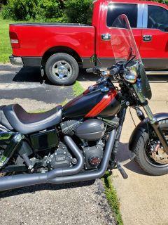 2015 Harley-Davidson FAT BOB DYNA