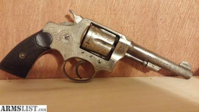 For Sale: 32 swl revolver
