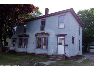 Foreclosure Property in Lisbon Falls, ME 04252 - Pine St
