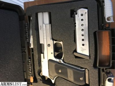 For Sale: Sig Sauer P220 Match Stainless Elite .45ACP