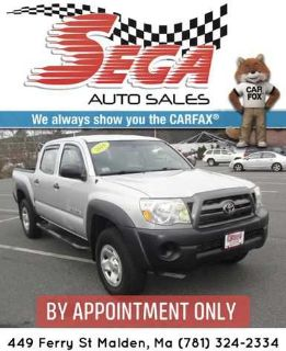 Used 2010 Toyota Tacoma Double Cab for sale