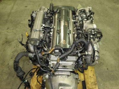JDM 94-98 Toyota Supra 2JZ GTE Twin Turbo Engine 6 Speed Getrag Transmission BOX