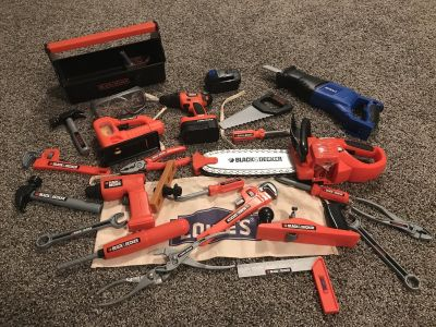 Tools & Bench