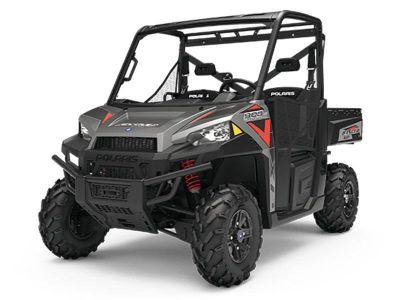 2019 Polaris Ranger XP 900 EPS Utility SxS Castaic, CA