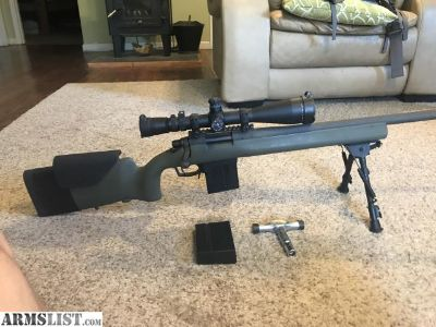 For Sale: Custom built Remington 700