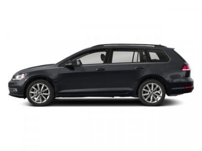 2018 Volkswagen Golf SportWagen S (Deep Black Pearl Metallic)