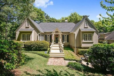Charming French Country Custom Home in Woodlands of Fairhope