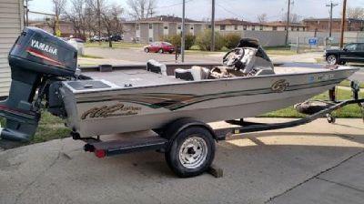 G3 HP 180 Aluminum Boat, Yamaha 130 HP