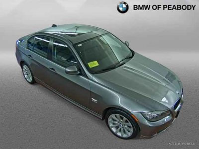 Used 2011 BMW 3 Series 4dr Sdn AWD