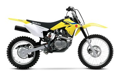 2018 Suzuki DR-Z125L Competition/Off Road Motorcycles Fremont, CA