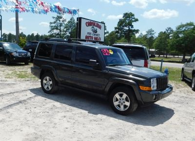 2006 Jeep Commander Base (Brown)