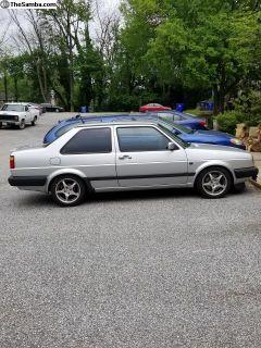 1990 Volkswagen Jetta Diesel Coupe
