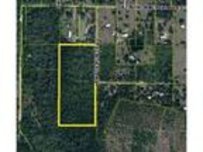 Real Estate For Sale - Land 20.73 Acres