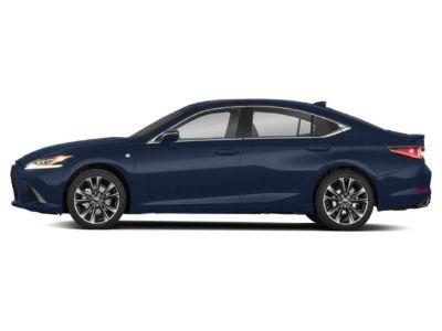 2019 Lexus ES 350 (Nightfall Mica)