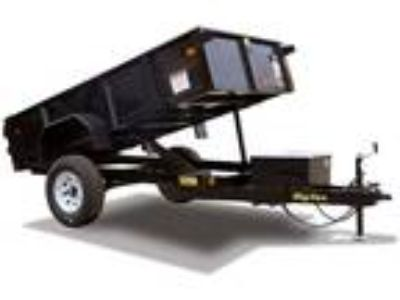 Big Tex Single Ram 5000 Dump Trailer
