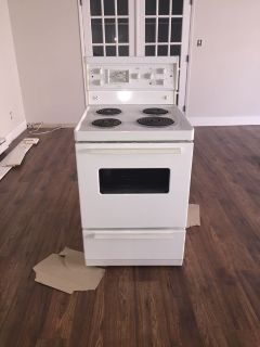 Small oven/stove