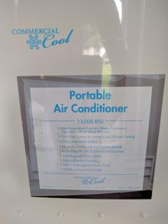 Large Portable Air Conditioner