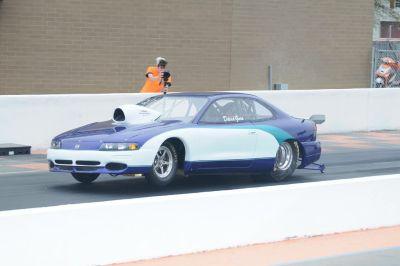 96 DODGE AVENGER 5 SECOND 1/8 MILE RACE CAR