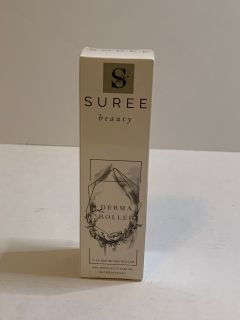 Suree Beauty Derma Roller for Face 0.25mm Micro-needle Roller for Face