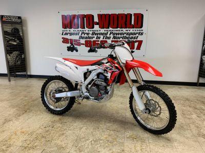 2017 Honda CRF250R Motocross Motorcycles Herkimer, NY
