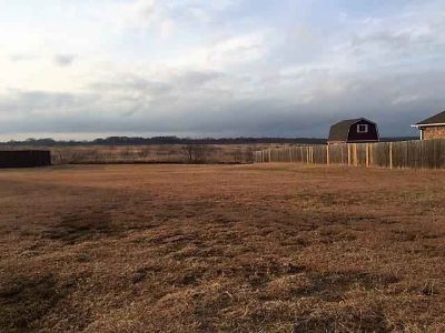 0 Frio Street Bells, Large lot with countryside views in