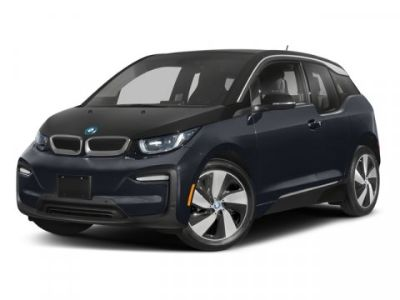 2018 BMW i3 (Capparis White W/Bmw I Frozen Blue Accen)