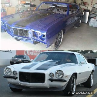 1970 chevelle LSA swap & 1972 RS camaro ls swap (TRADE)