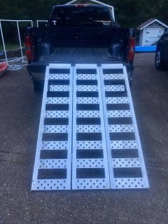 Utility ramps