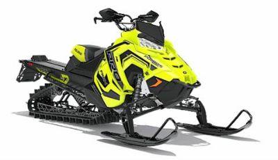 2018 Polaris 800 PRO-RMK 155 SnowCheck Select Mountain Snowmobiles Troy, NY