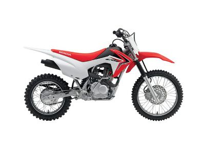 2018 Honda CRF125F Competition/Off Road Motorcycles Phillipston, MA