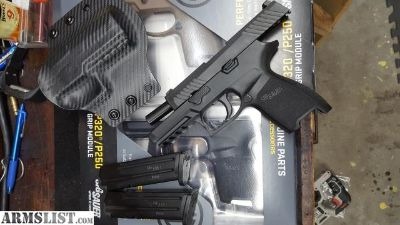For Sale: Sig p320c 9mm