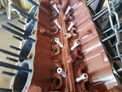 SMALL BLOCK CHEVY 184 RACING BLOCK