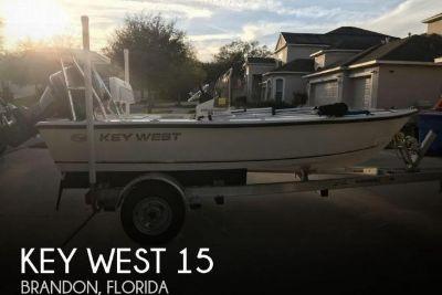 2013 Key West 1520 Sportsman