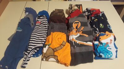 Lot of 18 months boys clothes