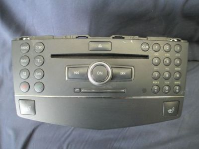 Find 2008 2009 2010 2011 2012 Mercedes C Class Radio CD Navigation Control Unit OEM motorcycle in South Gate, California, United States, for US $449.99