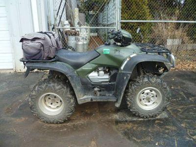 2006 Honda FourTrax Foreman Rubicon ATV Utility ATVs Union Grove, WI