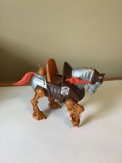 Vintage he man strider horse toy
