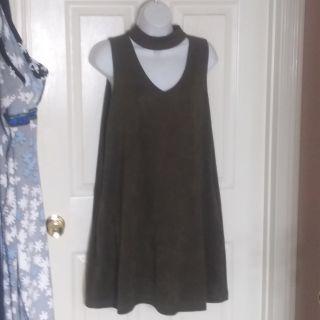Wishlist olive Green dress