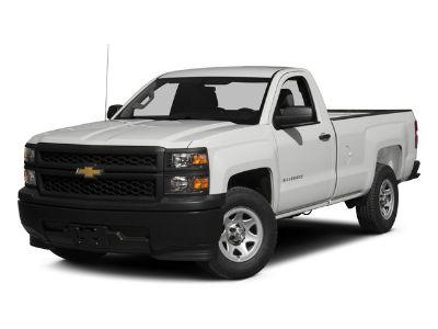 2015 Chevrolet Silverado 1500 Work Truck (Summit White)