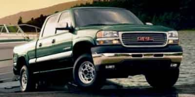 2002 GMC SIERRA 2500HD SLE