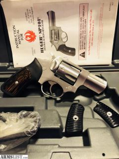 For Trade: Ruger SP 101 perfect carry revolver
