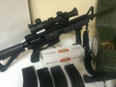 $1,250, Rock River Arms AR15