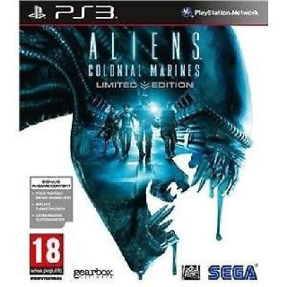 Aliens Colonial Marines Limited Edition FACTORY SEALED PS3 GAME