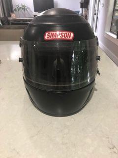 Simpson Voyager Evolution Helmet 7 1/2