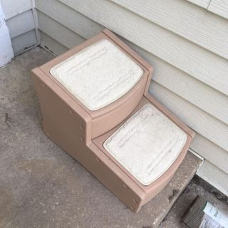 Pet steps dog cat stairs