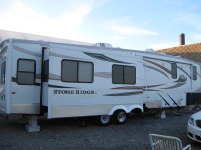 2012 KZ StoneRidge 38SR 38