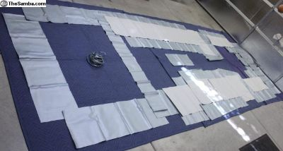 High Quality Repro Aero Papyrus Interior Panel Kit