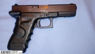For Trade: Glock G22 w/Crimson Trace