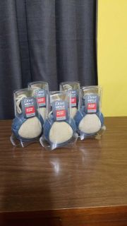 5 done mens shower tool loofah